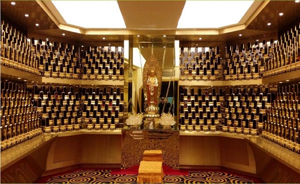 Nirvana Columbarium Eternity Suite